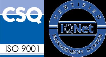 CSQ ISO9001 IQNET